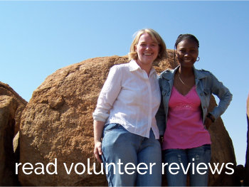 Click here to read volunteer reviews